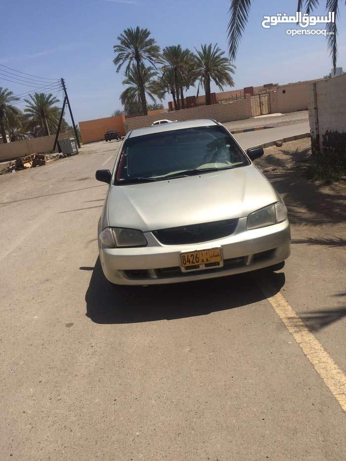 مازدا 323 موديل 2002
