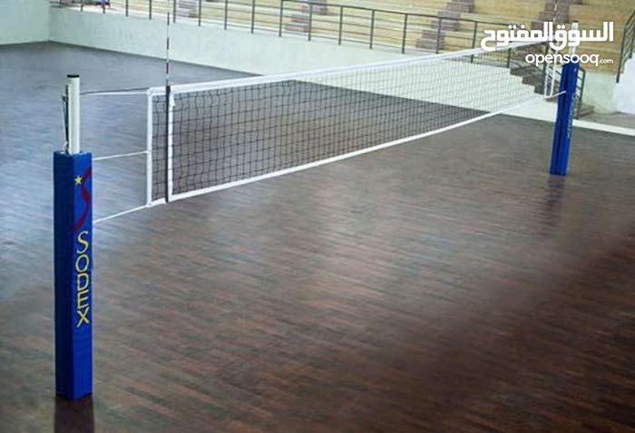 شبك لملعب كرة الطائرة 139573936 السوق المفتوح