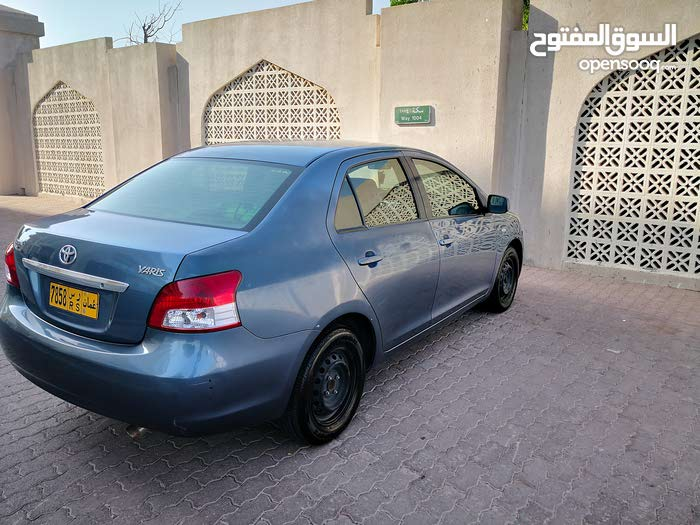 Toyota Yaris car for sale 2007 in Saham city