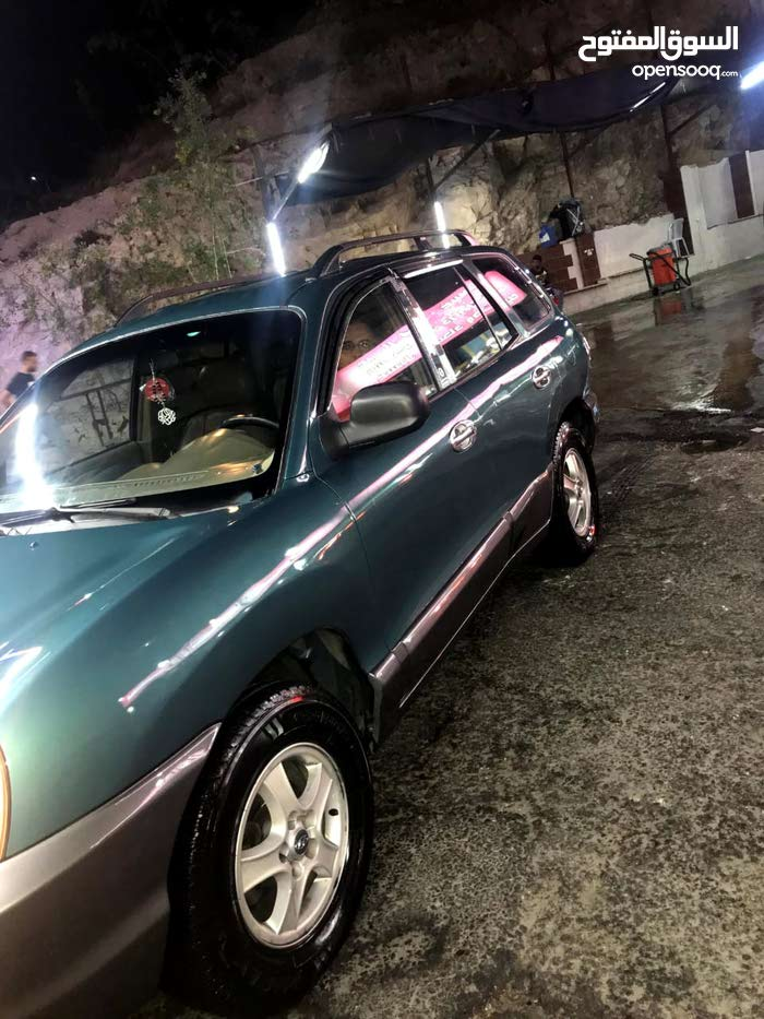 Used condition Hyundai Santa Fe 2001 with 10,000 - 19,999 km mileage