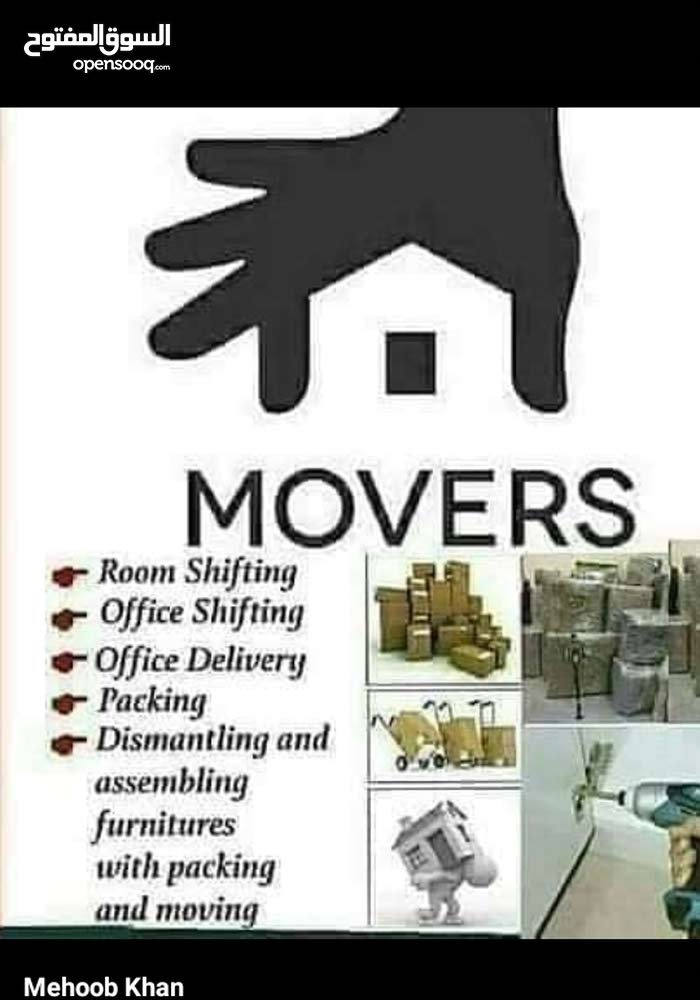 Office Furniture Movers and Packers In Al Ain