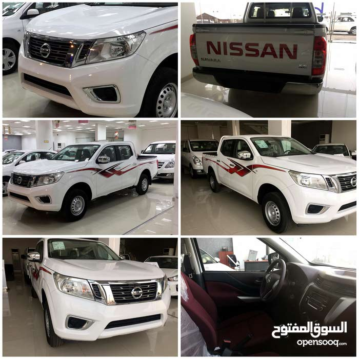 Nissan Navara 2016 For sale - White color