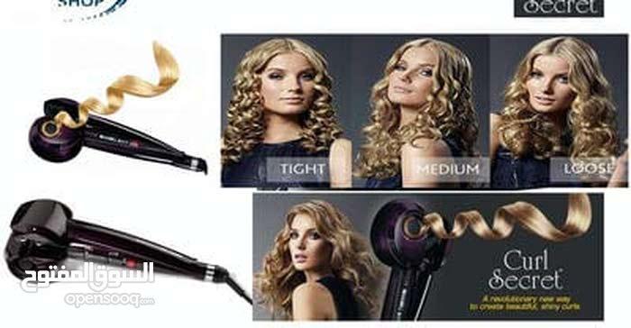 جهاز عمل الشعر مموج كيرلي ( لولبي )