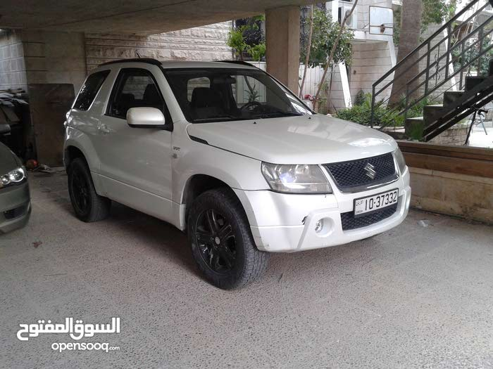 Used condition Suzuki Grand Vitara 2007 with 0 km mileage