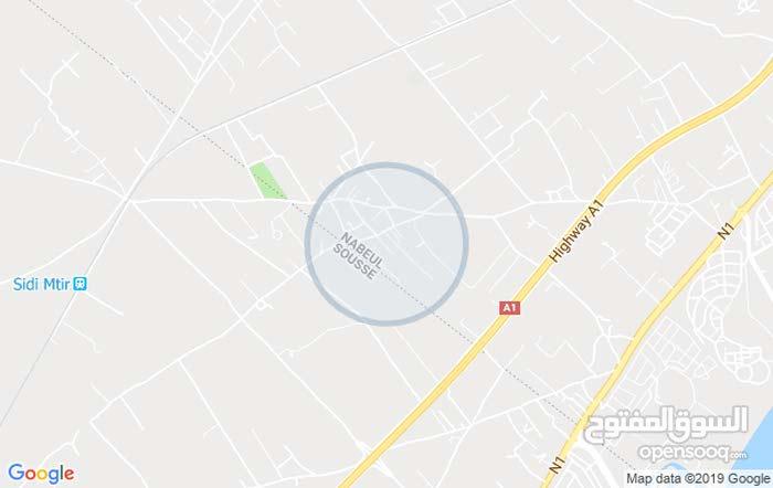قطعة أرض في موقع ممتاز - الحمامات الجنوبية