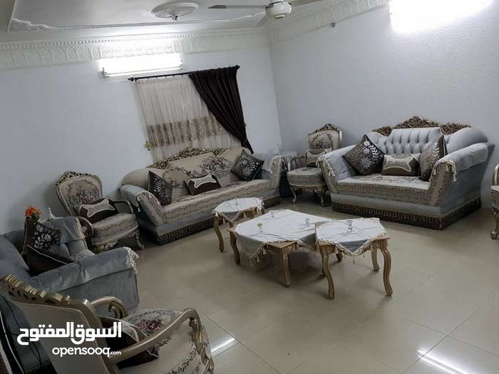 Royal sofa sets with tables.