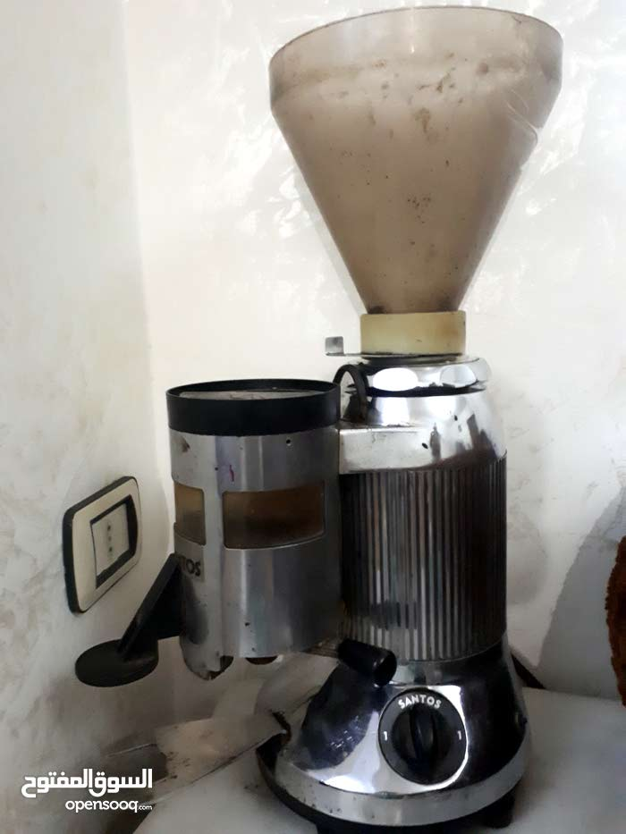 مطحنة قهوه للمحلات أو البيت
