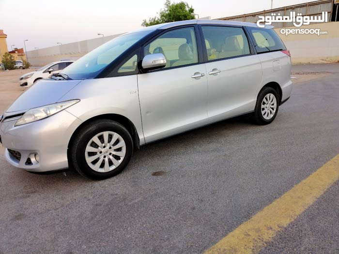 Gasoline Fuel/Power   Toyota Previa 2013