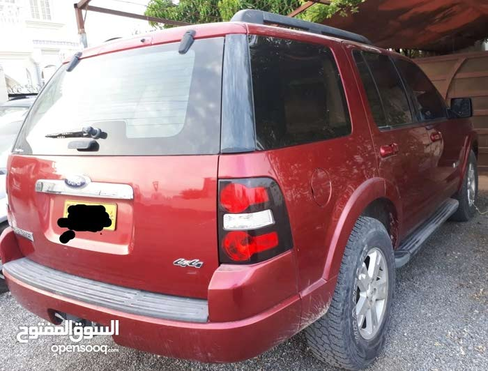 Ford Explorer car for sale 2007 in Muscat city