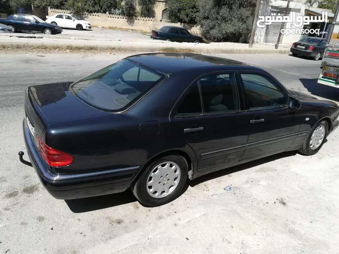 1 - 9,999 km Mercedes Benz E 200 1999 for sale