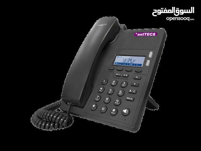 *astTECS IP Phones - Entry Level, Executive Level, Wi-Fi IP Phones