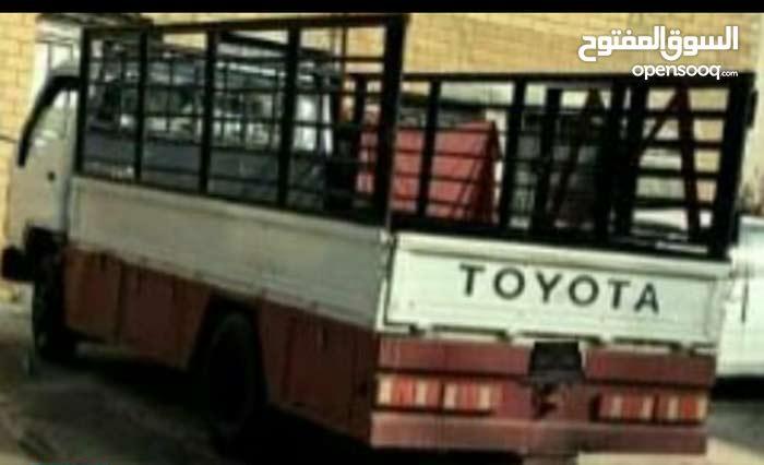 هاف لوري ابو يزيد لنقل وتحميل جميع الاغراض وفك وتركيب غرف النوم وشراء الاثاث
