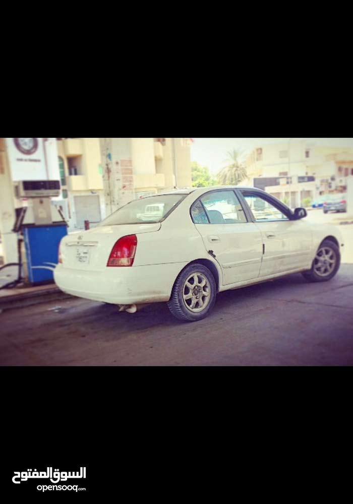 Used Hyundai Avante for sale in Tripoli