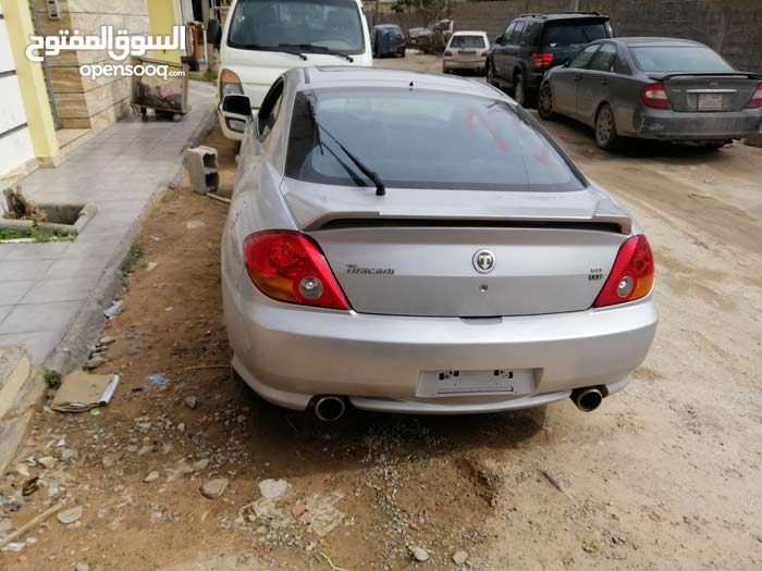Used condition Hyundai Coupe 2006 with 130,000 - 139,999 km mileage