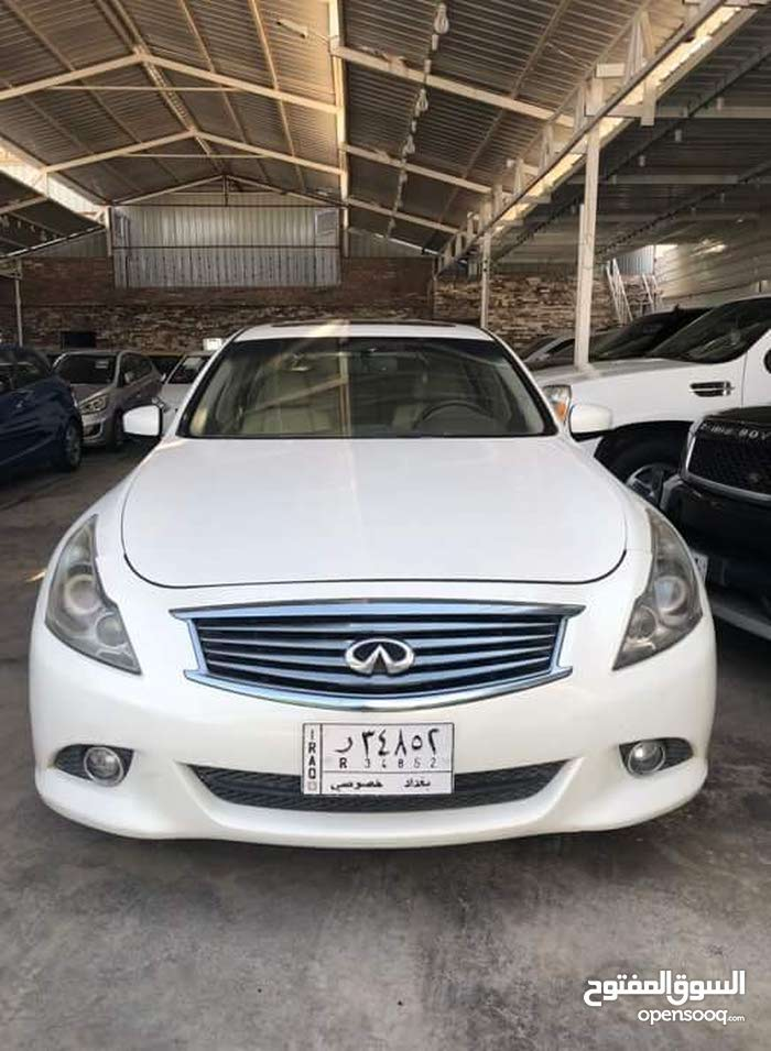 Infiniti G37 made in 2013 for sale