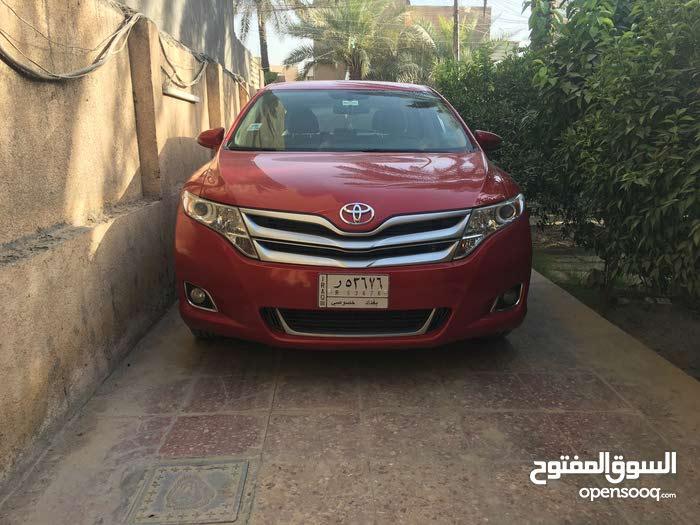 Gasoline Fuel/Power   Toyota Venza 2013