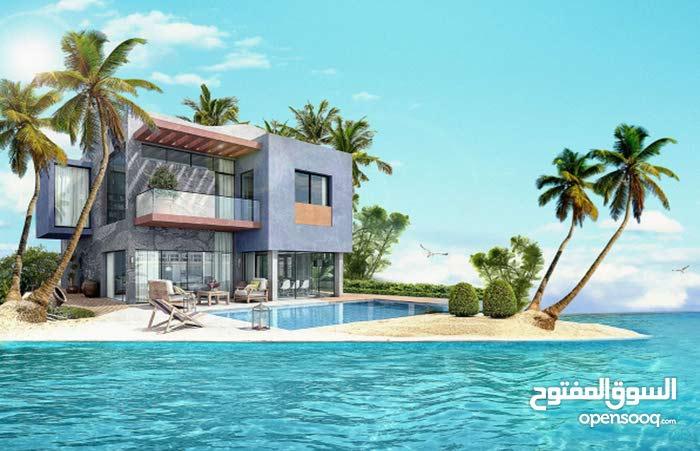 شالية للبيع في الساحل الشمالي سيدي عبدالرحمن بمقدم 5% وتقسيط حتي 8 سنوات