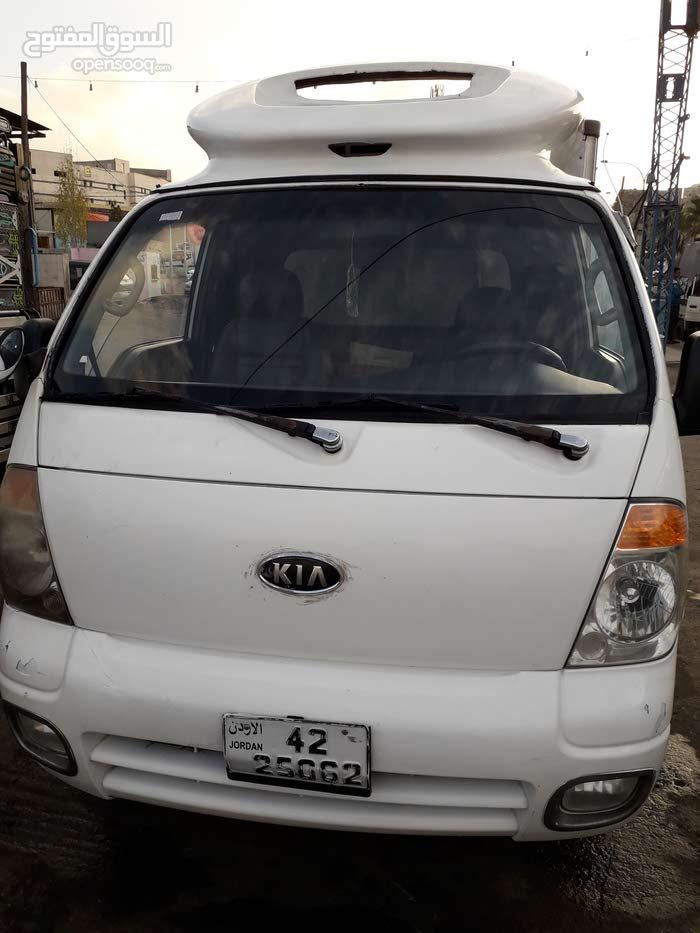 Available for sale! 1 - 9,999 km mileage Kia Bongo 2010