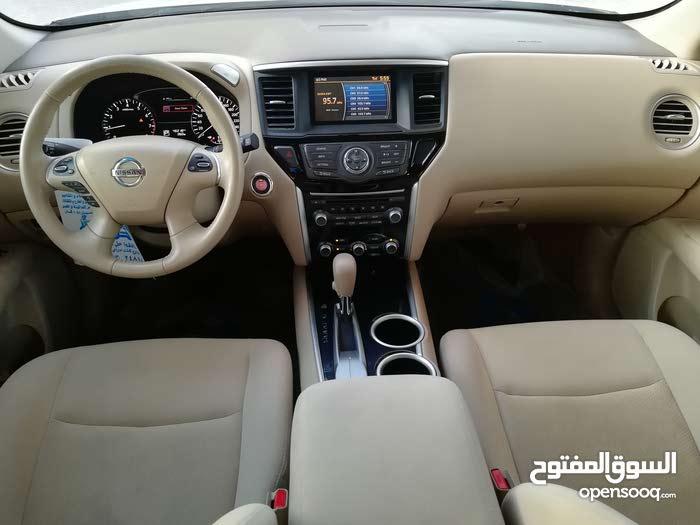 Gasoline Fuel/Power   Nissan Pathfinder 2015