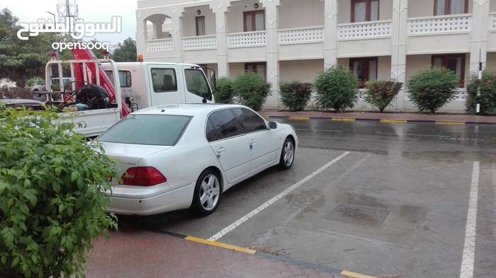 Used condition Lexus LS 2001 with 0 km mileage