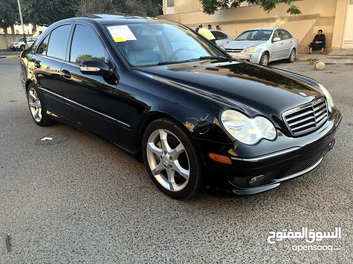 Used Mercedes Benz C 230 for sale in Tripoli