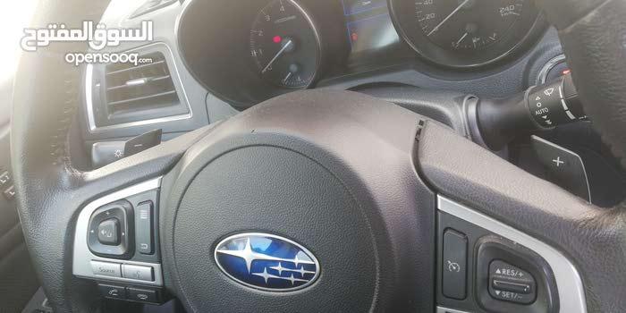 For sale Subaru Legacy car in Amman