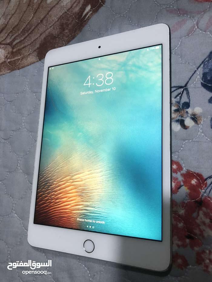 ايباد ميني 4 سيم كرت ... iPad mini 4 SIM