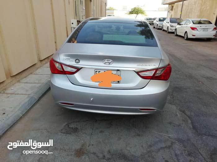 Hyundai Sonata 2011 For sale - Silver color