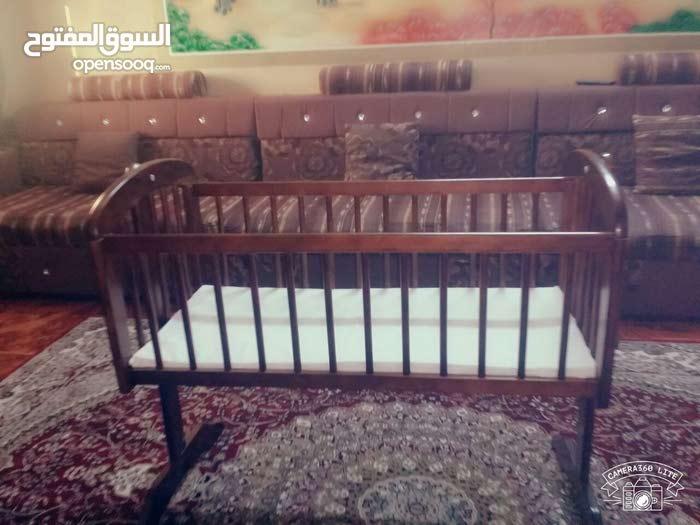 سرير اطفال جديد للبيع ب40ريال