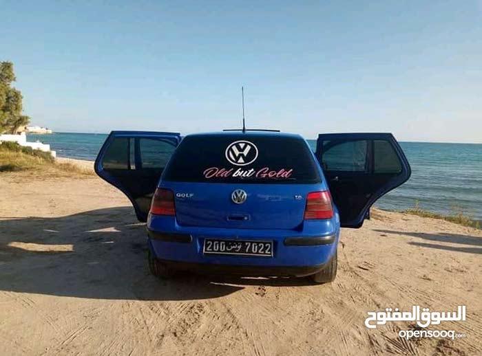 Golf 4 1.6 boîte auto essence