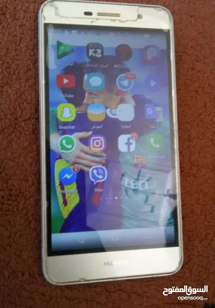 Used Apple  mobile device