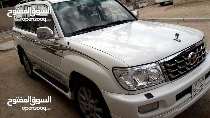 2000 Used Land Cruiser with Automatic transmission is available for sale