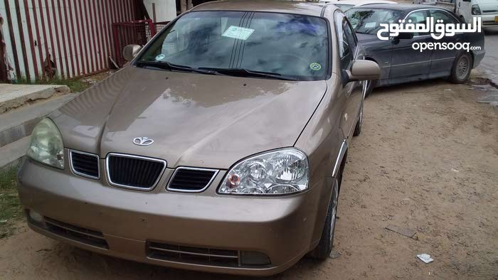 Daewoo Lacetti 2004 for sale in Tripoli