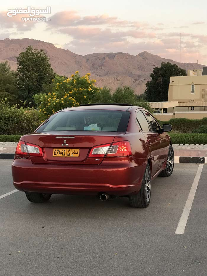 2012 Used Galant with Automatic transmission is available for sale