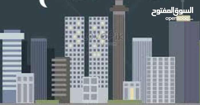 شقة مساحتها 170متر الجامعة العربية قرب الكولا الطابق الاول