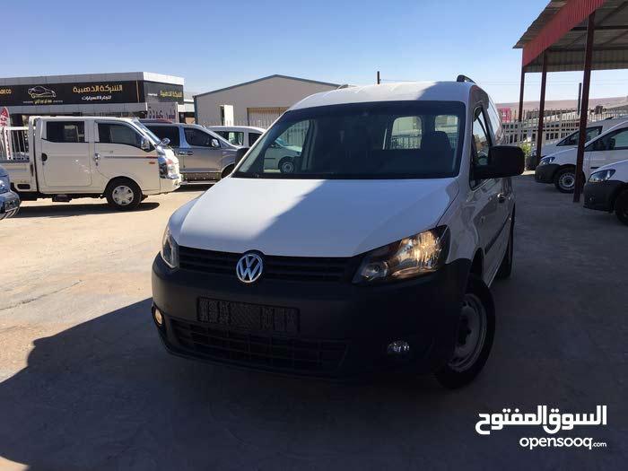 Manual Volkswagen Caddy 2014