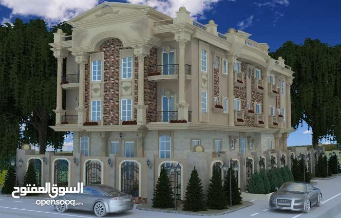 شقة للبيع 170م امامى بالاحياء فى مدينة الشروق وبتسهيلات