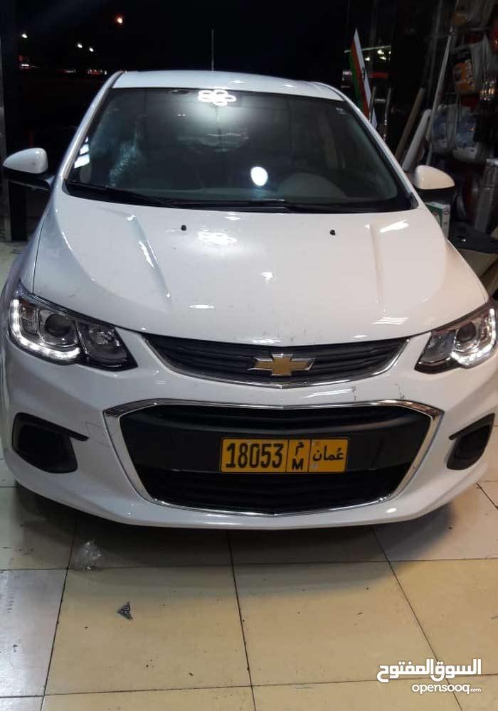 Chevrolet Aveo 2018 For Sale
