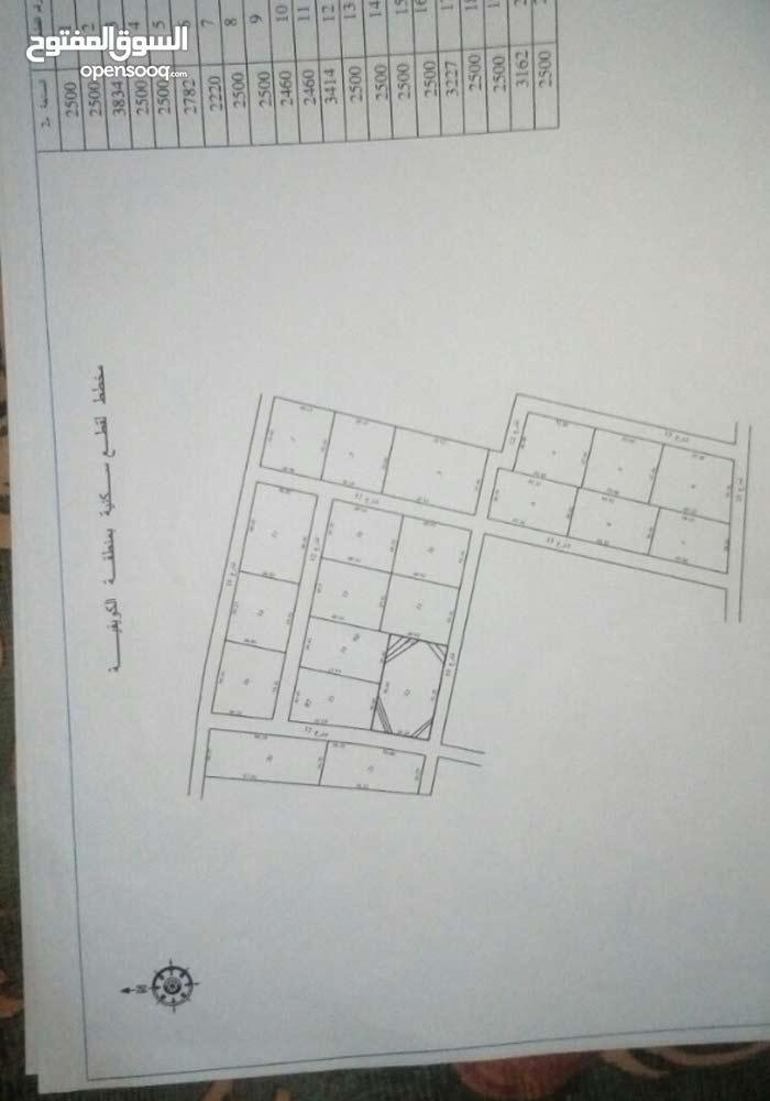 ارض للبيع الكويفية - شارع الكورة