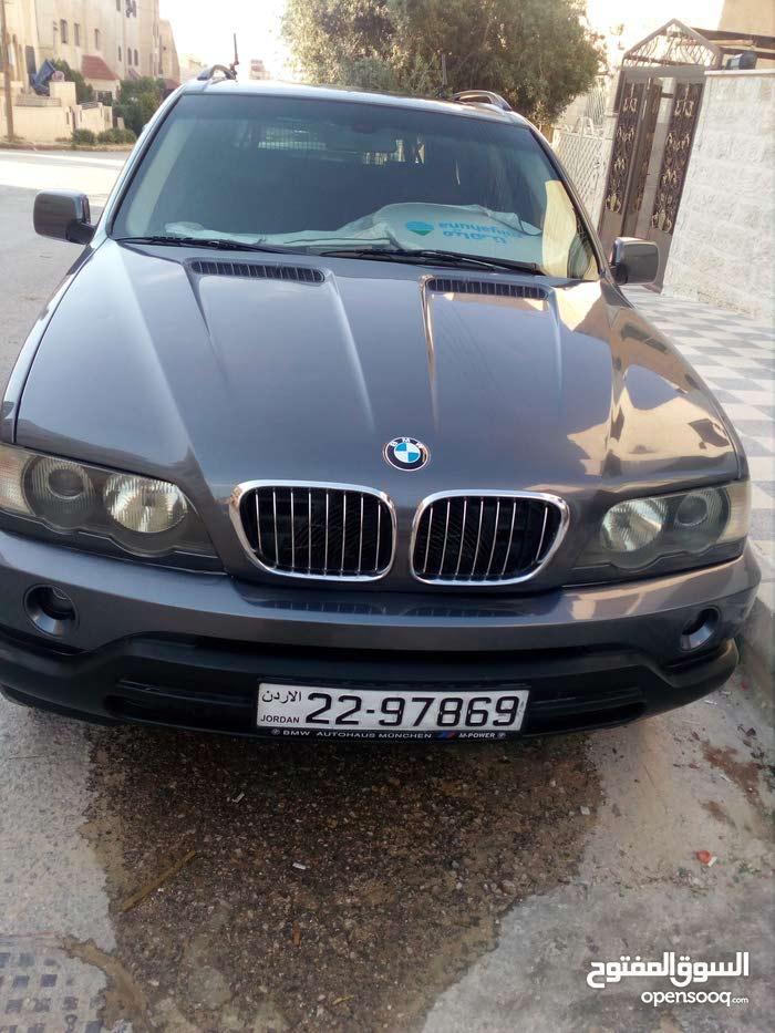 2003 BMW in Amman