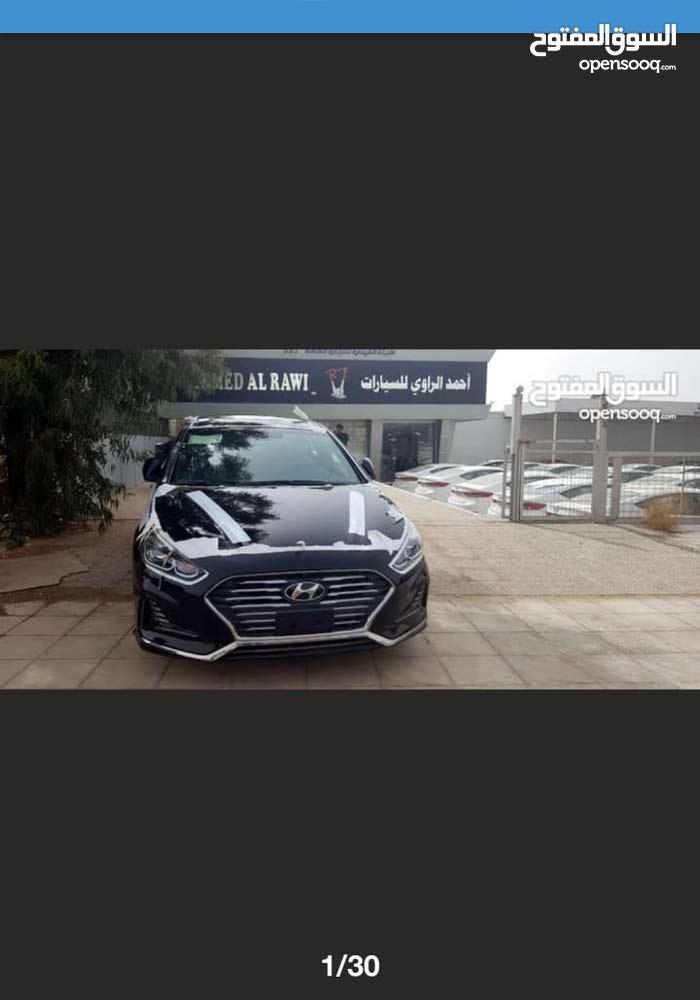Hyundai Sonata for rent