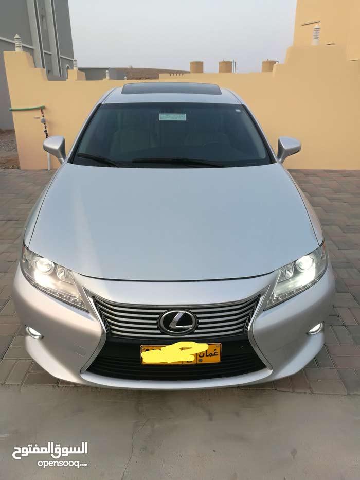 Lexus ES 2015 For sale - Silver color