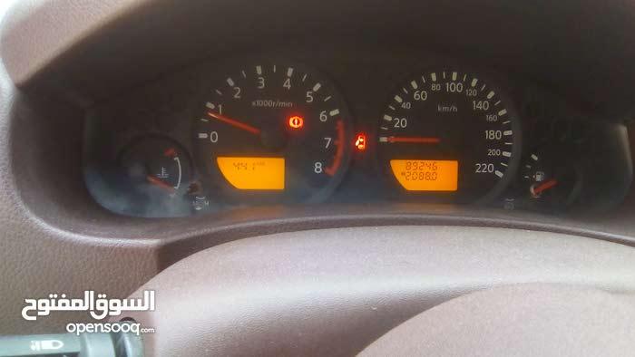Used condition Nissan Navara 2009 with 1 - 9,999 km mileage