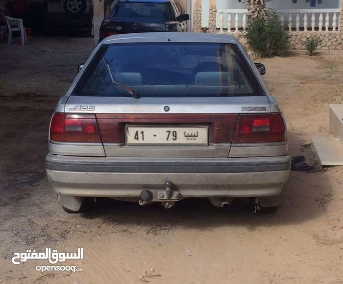 Manual Mazda 1991 for sale - Used - Zawiya city