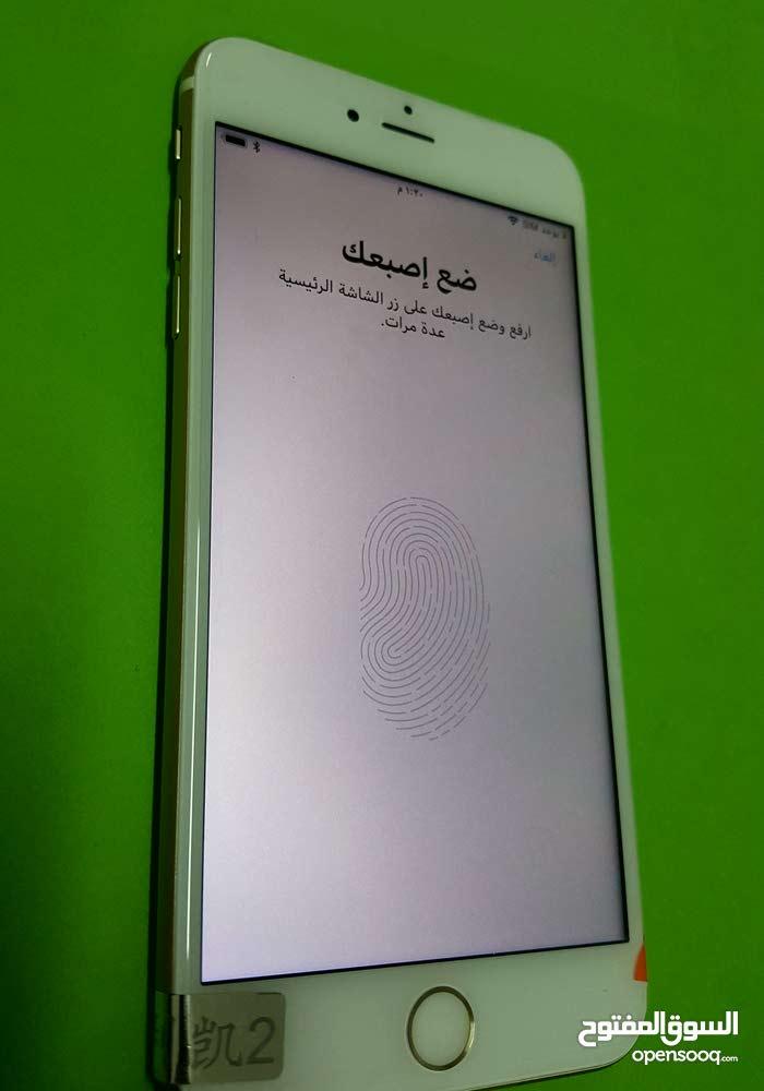 جوال آيفون 6 بلس 64 GB مجدد للبيع ب 1250 ريال