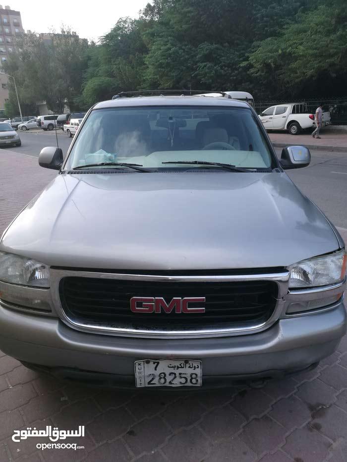 +200,000 km GMC Yukon 2000 for sale
