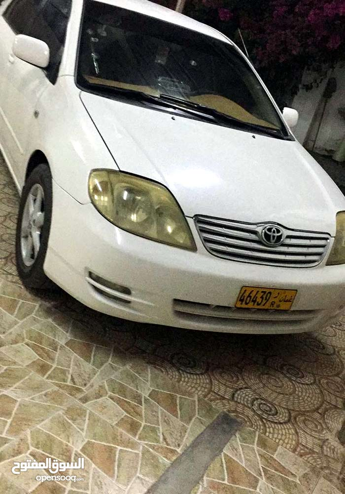 Automatic Toyota 2003 for sale - Used - Sohar city