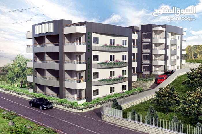 شقة ارضية للبيع و بالتقسيط