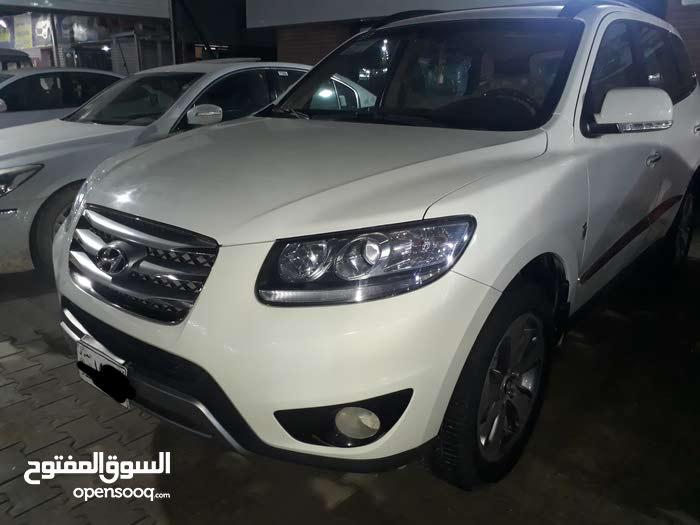 سنتافي 2012 ماشيه 84 الف بصمه