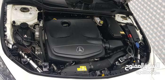 km mileage Mercedes Benz CLA 250 for sale